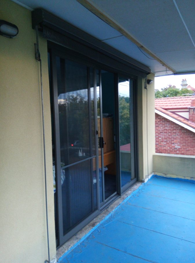 Aluminium door replacement Melbourne