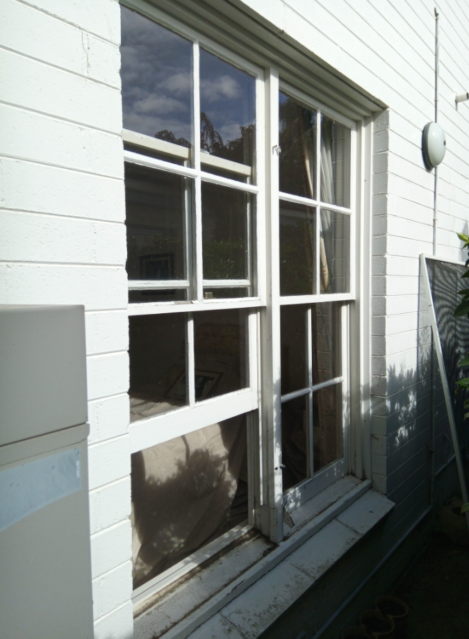 Timber window replacement