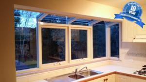 Aluminium window replacement Somerville