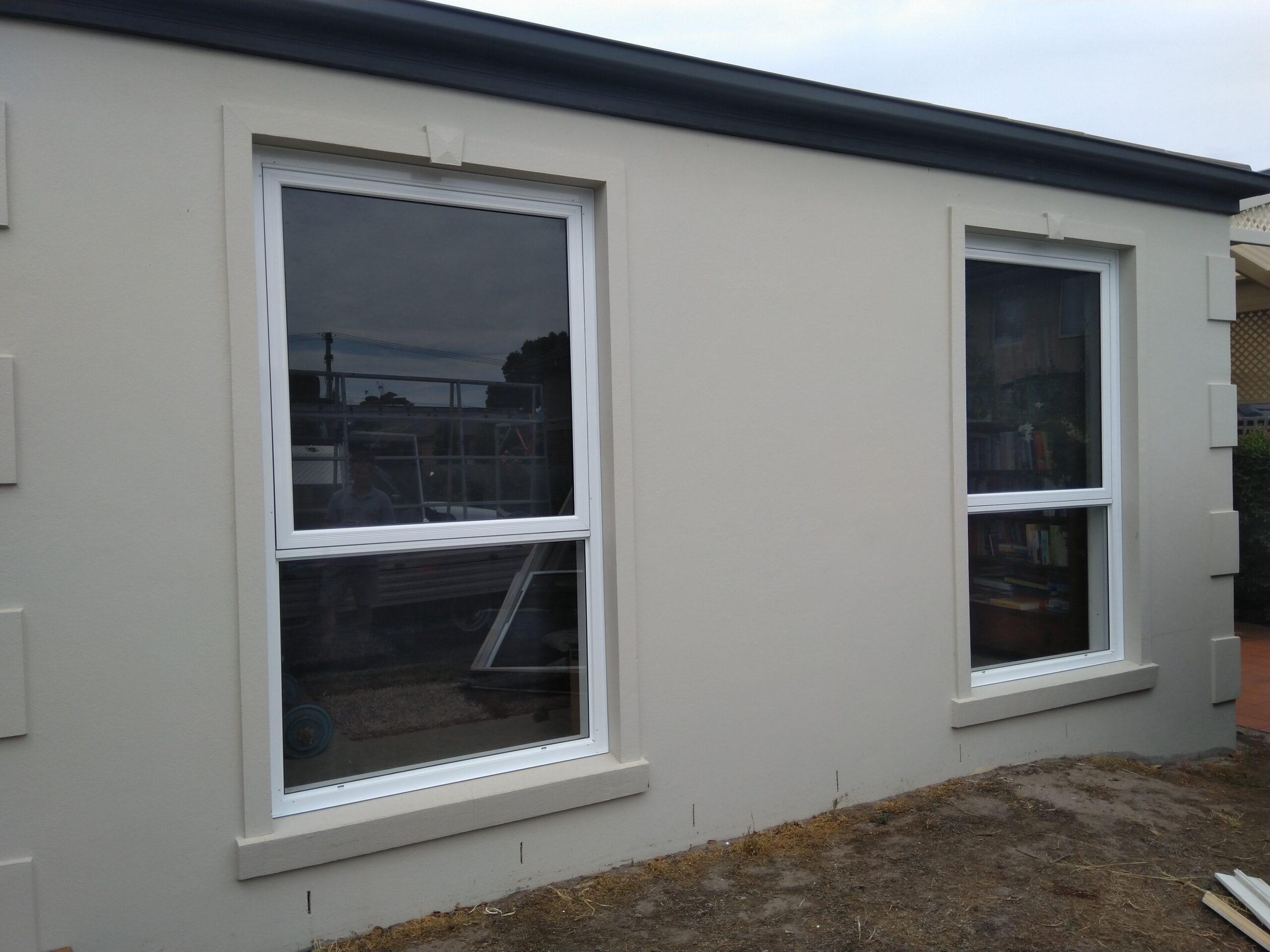 Aluminium awning windows Mornington