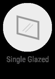 Single Glazed